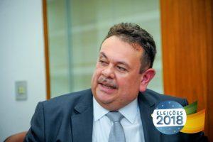 Marcos Pereira chancela filiação do deputado Silas Freire ao PRB