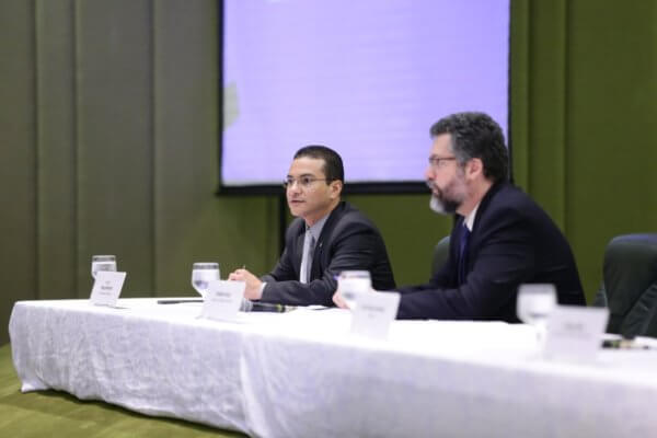 Marcos Pereira integra frente parlamentar para comércio internacional