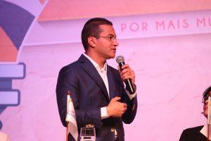 Marcos Pereira reforça protagonismo das mulheres nas Eleições 2020