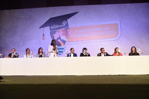 II Seminário de Mulheres Republicanas reúne mais de 500 lideranças em Brasília
