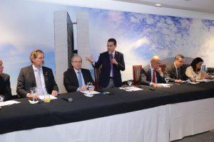 Marcos Pereira defende aprovação das reformas tributária e administrativa