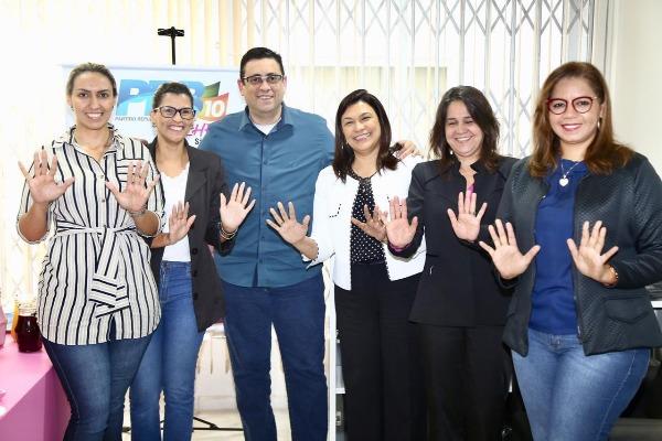 PRB Mulher realiza 1° reunião com vereadoras republicanas de São Paulo