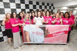 Mulheres Republicanas organizam campanha Outubro Rosa em São Paulo