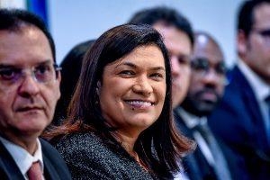 Marias Rosas participa de encontro de juízes e juízas negras do TJDFT