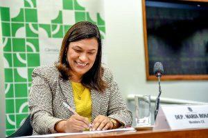 Maria Rosas avalia como produtivo seu primeiro ano de mandato