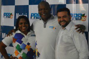 Em ato de filiação, Mariano Santos abona 650 fichas de novos filiados em Maricá (RJ)