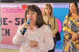 Marilda Portela defende oportunidade de trabalho para mulheres em BH