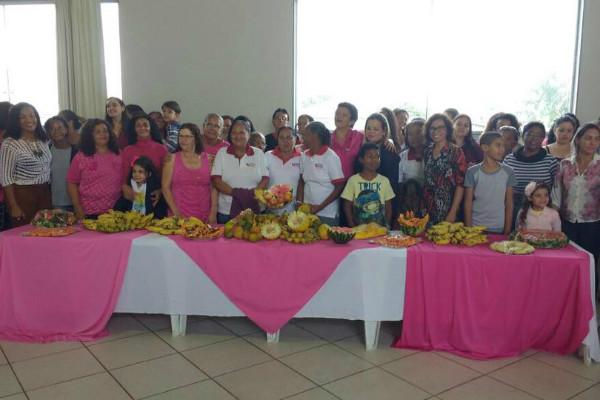 """Marilene Ramos realiza """"Encontrão de Mulheres"""" em Linhares (ES)"""