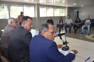 Câmara de Campina Grande empossa seis novos servidores