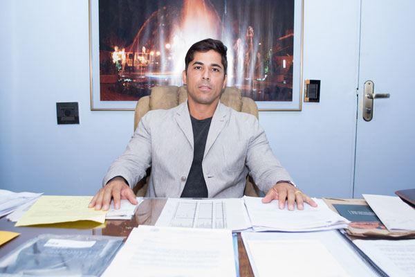 Gestão de Mario Esteves é bem avaliada por mais de 80% dos entrevistados, diz pesquisa