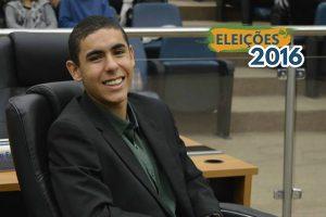 Pelo PRB, Matheus Venâncio é o candidato a vereador mais jovem de Carapicuíba (SP)