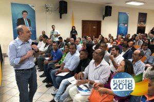 Cariocas recebem formação preparatória para as Eleições 2018
