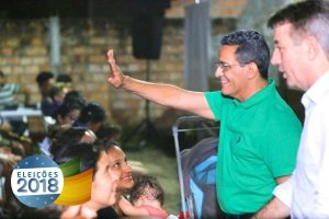 Mecias de Jesus registra candidatura à vaga de senador por Roraima