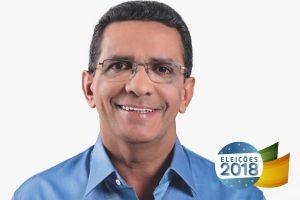 Mecias de Jesus lidera pesquisa para o Senado em Roraima, aponta Ibope