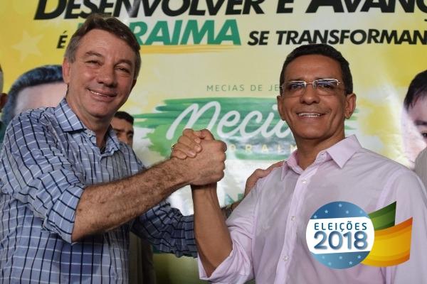 PRB realiza convenção e oficializa candidatura de Mecias de Jesus ao Senado