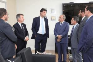 Mecias pede fechamento das fronteiras de Roraima para controlar coronavírus