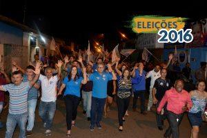 Miguel Lauand inaugura comitê político em Itapecuru Mirim (MA)