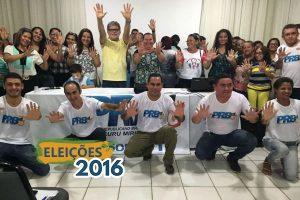 PRB lança pré-candidatura do médico Miguel Lauande em Itapecuru-Mirim (MA)