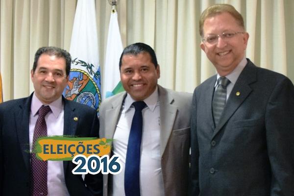 Miguelzinho recebeu tanto dos presidentes nacional e estadual do PRB a confirmação da candidatura dele em Valparaíso de Goiás.