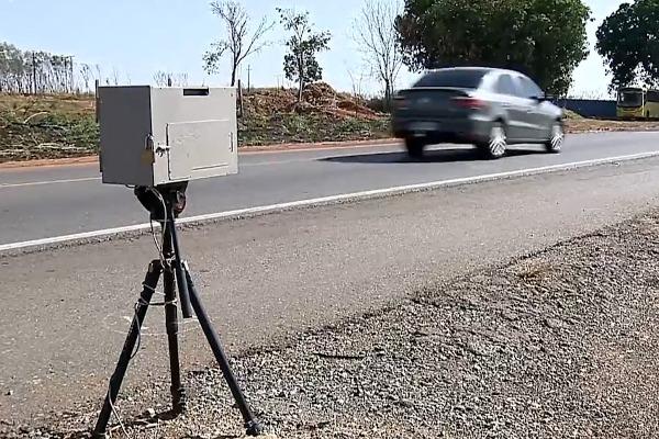 Projeto de Milton Vieira proíbe o uso de radares em todo o país