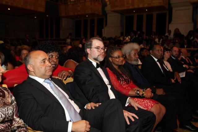 Ministro George Hilton participa de Cerimônia Troféu Raça Negra 2015