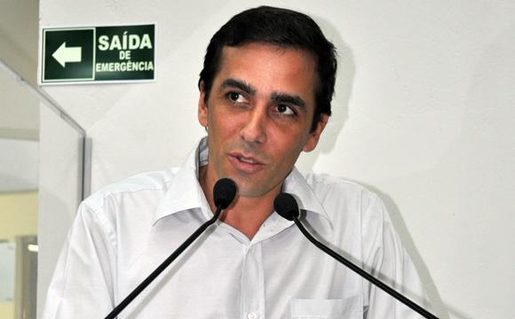 Moacyr Godoy assume 1° Secretaria da Câmara Municipal de Araçariguama