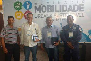 Eli Ribeiro participa de seminário internacional de mobilidade sustentável