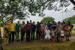 Movimentos do PRB promovem ação solidária em Porto Alegre