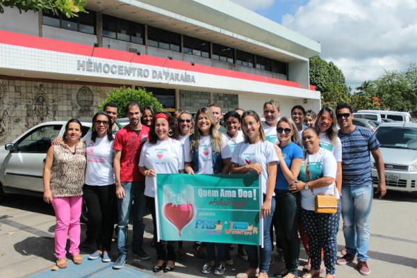 Movimentos do PRB João Pessoa promovem campanha de doação de sangue na capital