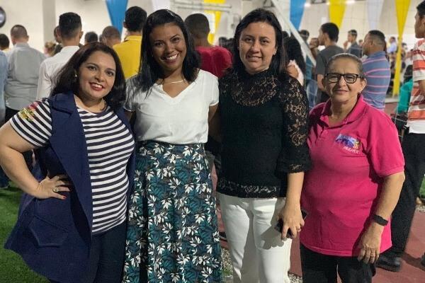 Mulheres Republicanas organiza caminhadas de conscientização no Ceará