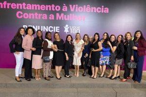 Republicanas do DF apoiam campanha para coibir violência contra a mulher