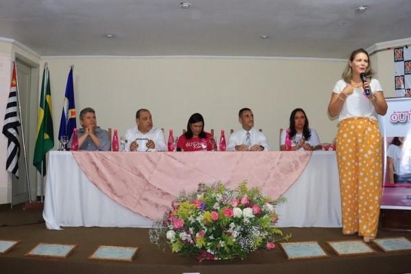 Lideranças republicanas de SP participam do 3º Encontro do Outubro Rosa