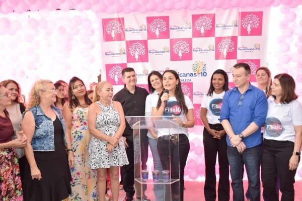 """Mulheres Republicanas realizam """"Filia 10"""" em Fortaleza"""