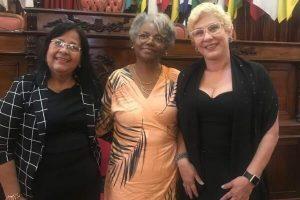 Republicanas de Niterói integram Conselho de Política para as Mulheres