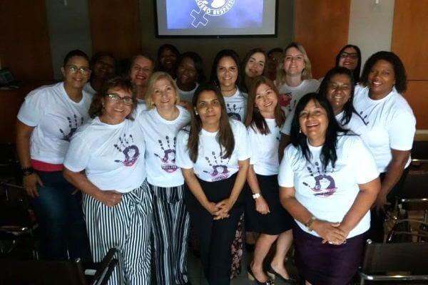Mulheres Republicanas promove mobilização em prol da não violência à mulher