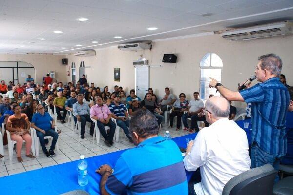 """Prefeitos da Paraíba parabenizam Nabor Wanderley pela """"Caravana do Bem"""""""