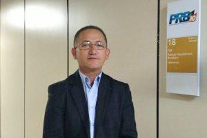 Em Brasília, vereador Natalino visita Liderança do PRB na Câmara