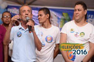 Nelsinho lidera com folga a disputa pela Prefeitura de Lagoa da Confusão com 61%