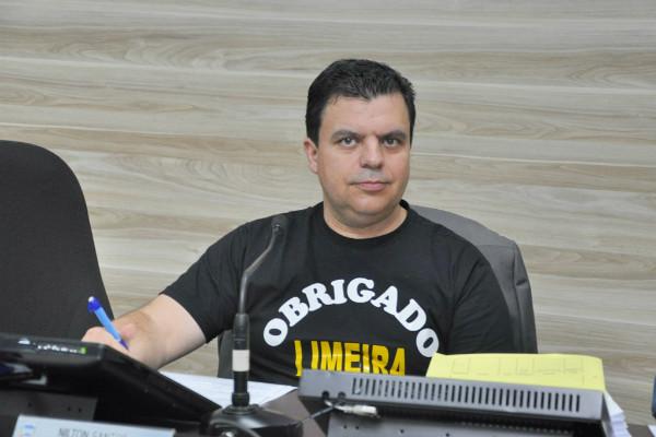 Vereador Nilton Santos é reeleito Limeira (SP)