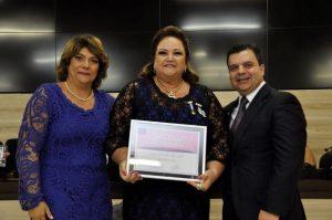Nilton Santos indica coordenadora do PRB Mulher para receber homenagem do Legislativo de Limeira