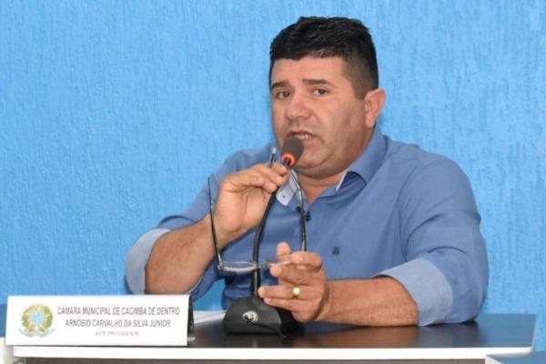 Nobinho propõe adicional de insalubridade para agentes de saúde de Cacimba de Dentro
