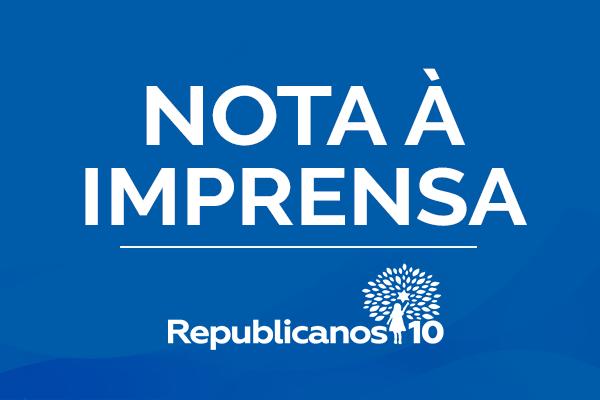 NOTA À IMPRENSA - PRB não selou acordo com governo Dilma e não voltará à base