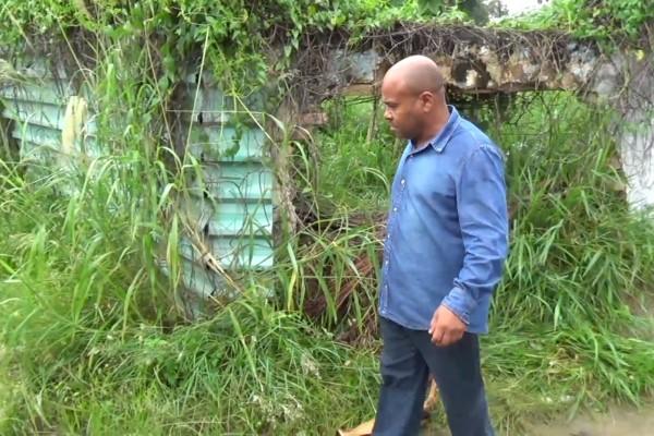 Nunes Coelho apresenta solução para terreno abandonado em Taubaté