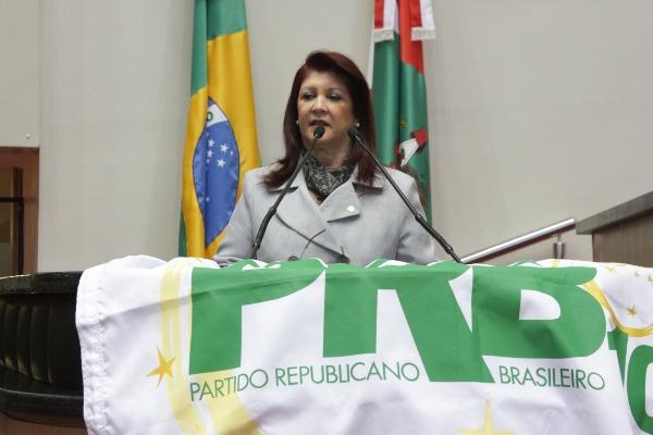 Deputada Odete de Jesus se filia ao PRB
