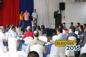 Associação de oficiais da PM anuncia apoio à candidatura de Silas Câmara