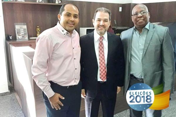 Oseias Santos quer lutar pela saúde, segurança e educação na Assembleia do Rio