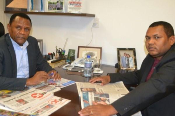 Ossesio Silva debate ações para o desenvolvimento de Petrolina