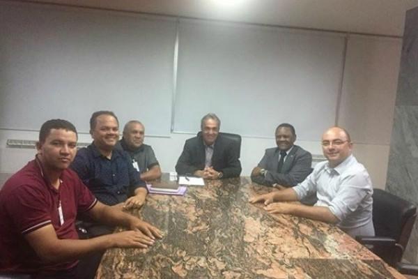 Republicanos visitam Federação Pernambucana de Futebol