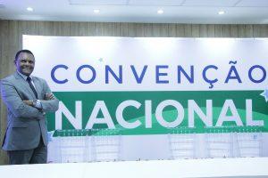 Ossessio Silva exalta mudança do nome PRB para Republicanos durante convenção