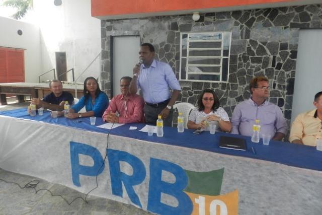 Comissão provisória do PRB toma posse em Passira (PE)